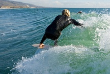 Surfing/Boarding