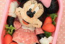 Disney Food / Yum yum! Gebruik Disney ter inspiratie voor heerlijke baskels en andere lekkere creaties!