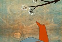 Fox / by Molly Dowdy
