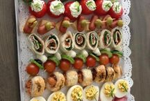 fingerfood party!!!!