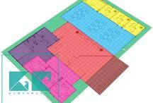 JLB office / Type : Commision, Programmatic : Commercial, Client : PT. Jasa Marga, Colaborators :PT. Multi Phi Beta, Size : 256 M2, Height : 5.9 M, Location : Cirebon, Indonesia, Years : 2012   gubah ruang #gubahruang  www.gubahruang.com