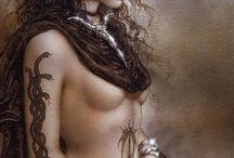 fantasy. girl