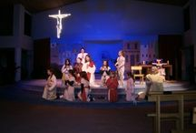 Easter Lighting / Inspirations for Easter Services and Passion Plays