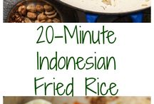 Simple Food Recipes ( indonesian food ) / food... food... food...