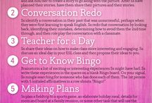English Speaking Activities