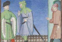 Costumes 15th century