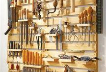 tablero para herramientas