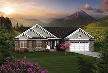 homes sweeeeeeeet homes / by Cyn Price