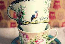 Coffee-Tea and Sweets and More....... / by Kikinna