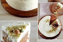 Cakes-Ice cream cake- Rolls- cake pops / by Ariana Dmytrenko
