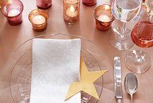 Tablescape - Table decor