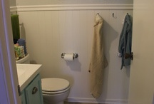 Desloges bathroom / Ideas and designs that I like for my main floor bath