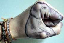 Hand Art / by Caitlen Hale