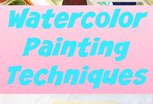 festés, rajzolás