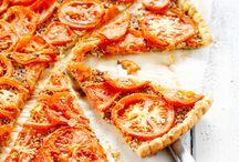 Des recettes et de la tomate ! / Des recettes inspirantes à base de tomate pour le plaisir de tous les palais !