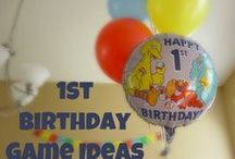 Birthday games