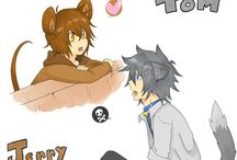 Tom and Jerry anime