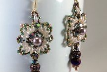 Beaded Jewelry / All kinds of shiny, blingy, sparkly stuff!