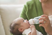 for the caregivers of breastfeed babies