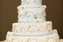 THE Cake / Beautiful And Unique Wedding Cakes / by Tasha Maher