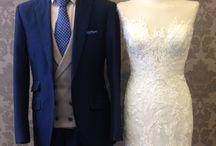 Waist coat and suit pairings