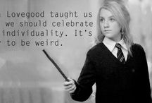 Harry Potter / by London Bradshaw