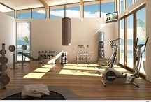 Home Fitness Gyms