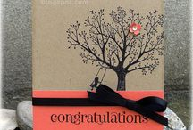 Congratulations/Graduation/New Home SU / cards to make / by Cathy Dawe