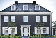 architectuur - Herenhuis
