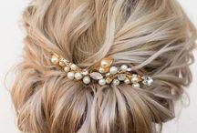 Elliott Wedding - Hair idea