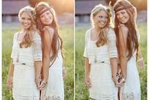 Photoshoot Sisters