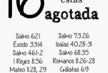 Citas de la biblia