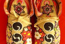 textiles shoes