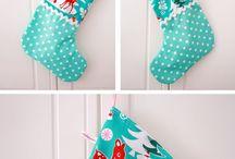 Christmas sew