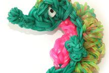 Rainbow Loom / by Dawn Voelkel Womack