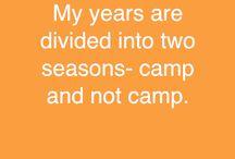 Camp Confessions/Humor