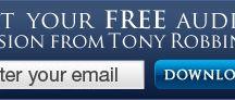 Tony Robbins, Jim Rohn