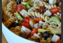 Pasta / Cold or hot... pasta is delicious. As a salad or an entree, we love these recipes.