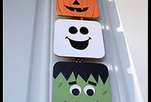 Halloween / by Heather @ Work from Home with Kids