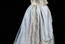 XVIII sec. fashion