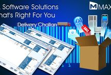 Delivery Challan / MAXX: A Software Solution that's right for you  Delivery Challan: Delivery Challan / Delivery Note is a document generally used to transfer goods from one place to other before sales confirmation... http://maxxerp.blogspot.in/2013/08/maxx-software-solutionthats-right-for.html