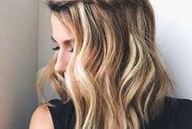 Hairs + makes