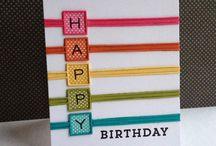 Születésnapi Üdvözlőlapok