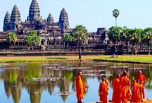 Popular Temples in Asia / Check out the pictures of some of the most popular temples of Asia.