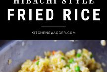 Rice, Risotto, Quinoa and Other Grain Side Dishes / Healthy living begins with the Cook!