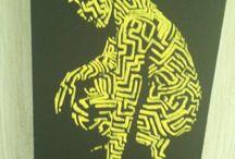 Aj / My art work