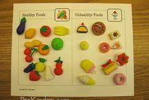 Educational Healthy eating