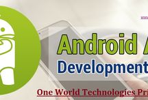 Android Apps Development Agency OWT India / Call  0172 4002555, (+91) 9896340920 new android apps Development and android apps Development services in India.