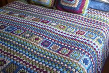 Crochet ~ For the Home / Decorate your home with crochet.