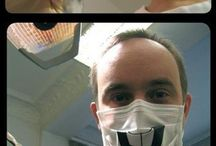 my job: dentistry!